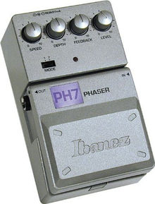 Ibanez - Ph7 Phaser