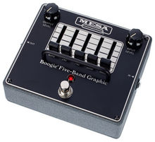 Mesa Boogie - 5 Band Graphic Equalizer Pedal