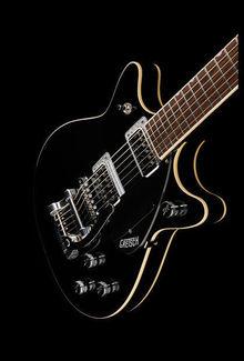 Gretsch - G5655T Center Block Bk Полуакустическая гитара