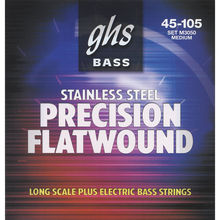 Ghs Strings - M3050 Precision Flatwound