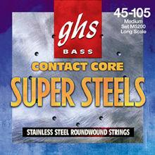 Ghs Strings - Ml5000 Bass Sup St Long Medium Light