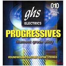 Ghs Strings - Progressives Prl 10-46
