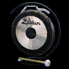 Zildjian - 12 Hand HammeRed Gong