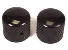 Peavey - Guitar Dome Knobs Black