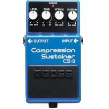 Педаль эффектов Boss Cs-3 Compression Sustainer