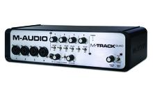 Звуковая карта M-Audio M-Track Quad