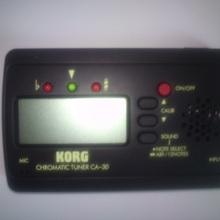 KORG ca-30 2011 черный
