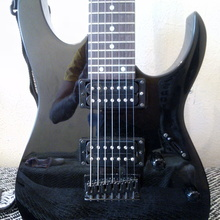 Ibanez GIO GRG7221-BKN 2013 черный