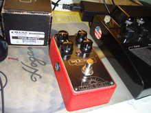 Mesa Boogie Tone Burst  красная