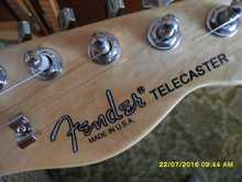 Fender telecaster 2015 чистое дерево