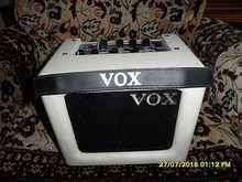 Vox mini-3 2011 whate