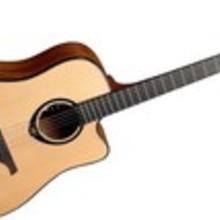 Гитара акустическая Lag Tramontane T66DC