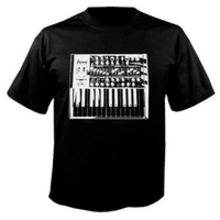 футболка arturia minibrute S