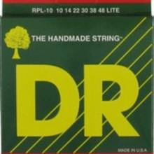 Струны для акустической гитары DR RPL-10 RARE (10-48) Lite
