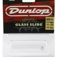 DUNLOP 203 Tempered Glass Regular Large (22 x 25 x 69mm, rs 12-13) слайд для гитары стеклянный