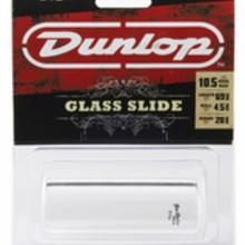 DUNLOP 215 Tempered Glass Heavy Medium слайд для гитары стеклянный (20x29x69 мм)