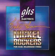 GHS R+EJL 10-50 Nickel Rocker струны для электрогитары