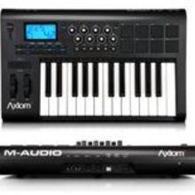 MIDI-клавиатура M-AUDIO Axiom 25 MKII