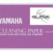 Чистящая бумага YAMAHA CLEANING PAPER