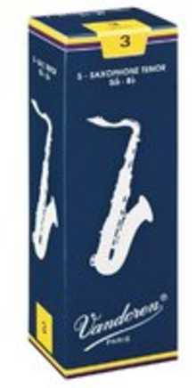 vandoren трости для тенор-саксофона традиционные 3 1/2