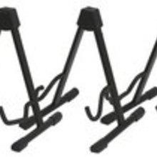 Gewa стойки гитарные A-образные Для электро- и бас-гитар