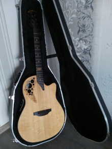 Ovation Collectors Series 2007-BCS