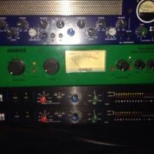 Joemeek SC2 comp  2001 зеленый