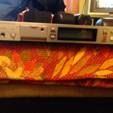 Marantz Solid state recorder PMD-570 2012 Серебристо-чёрный
