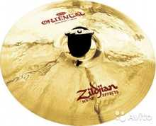 Zildjian 11 oriental trash splash