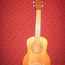 Гитара подростковая