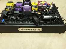 Behringer, NUX, RandyBoard Loop Core