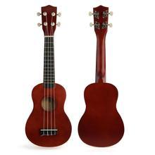 """Гавайская гитарап (Укулеле) Acoustic AUK200A 21"""" тонированный coffe"""