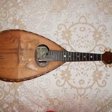 G.Puglisi Reale&FIGLI Старинная 1914 Полисандр