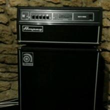 Ampeg SVT-450  Черный