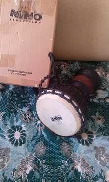 Nino Percussion Bongi
