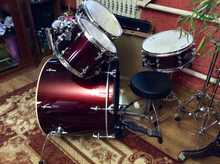 Sonor Smart Forse  Бордовый