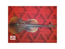 Antonius Stradivarius Cremonensis Faciebat Anno 1713