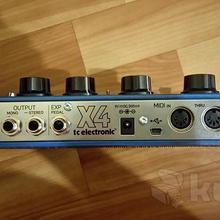 T.C. Electronic Flashback Delay X4
