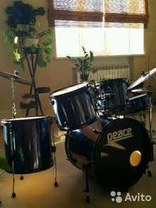 Peace Барабанная установка для начинающих