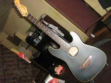 Fender Stratacoustic Black (v2)