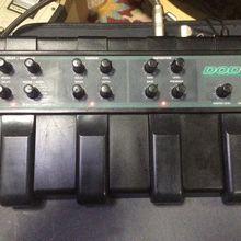 DOD TR-3R 1993 черный