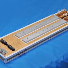 Lap steel сдвоенная слайд-гитара hand made
