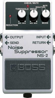 BOSS NS-2 Noise suppressor