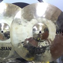 "Sabian HHX 15"" Groove Hi-Hat"