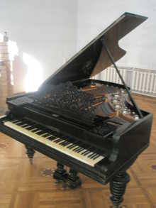 J.Becker  №13 1904 Черный