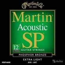 Струны для Martin 41MSP4600