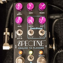 Chase Bliss Audio Spectre Through Zero Flanger Pedal