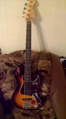 Fender jazz bass deluxe 2004 SB
