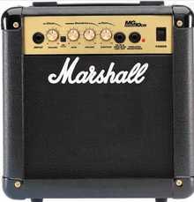 Marshall MG 10 2015 Черный