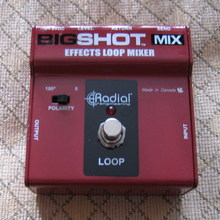 Radial Big Shot Mix - Effects Loop Mixer